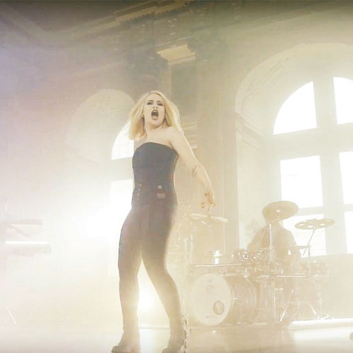 Ember Sea, Eva Gerland – Gesangsuntericht Rock/Pop/Musical im SONIDO – Institut für Stimme und Atmung