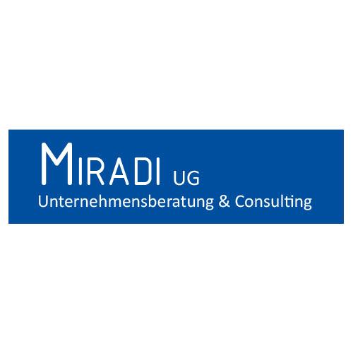 miradi unternehmensberatung logo