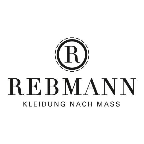 rebmann maßkonfektion logo